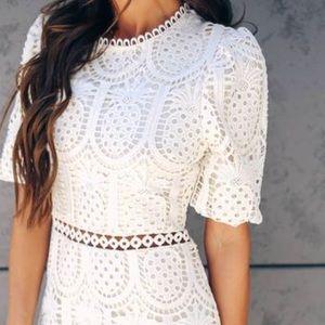 NWT Vici dress